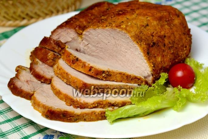 Свинина сочная в мультиварке рецепты с фото
