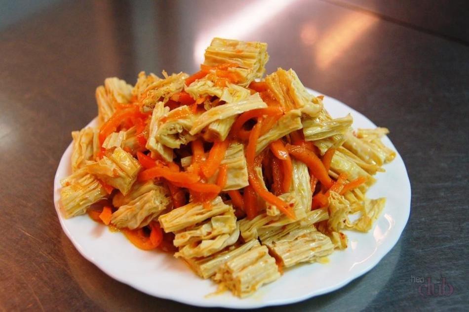 Как из спаржи сделать салат 433