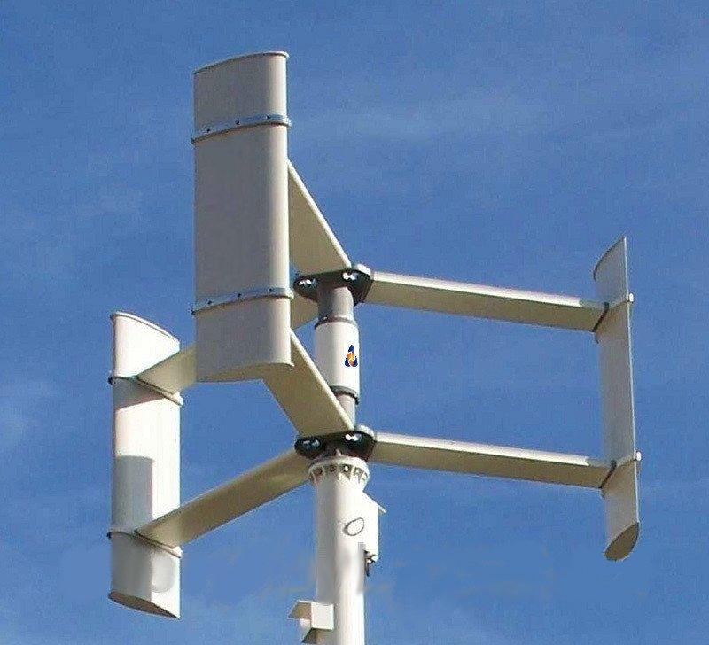 Ветрогенератор своими руками с вертикальной 67