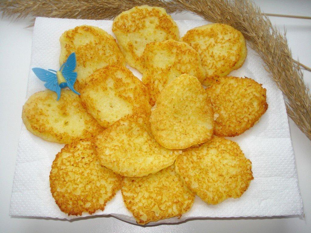 Как сделать картофельные оладьи рецепт
