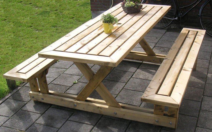 Как сделать стол для домика 590