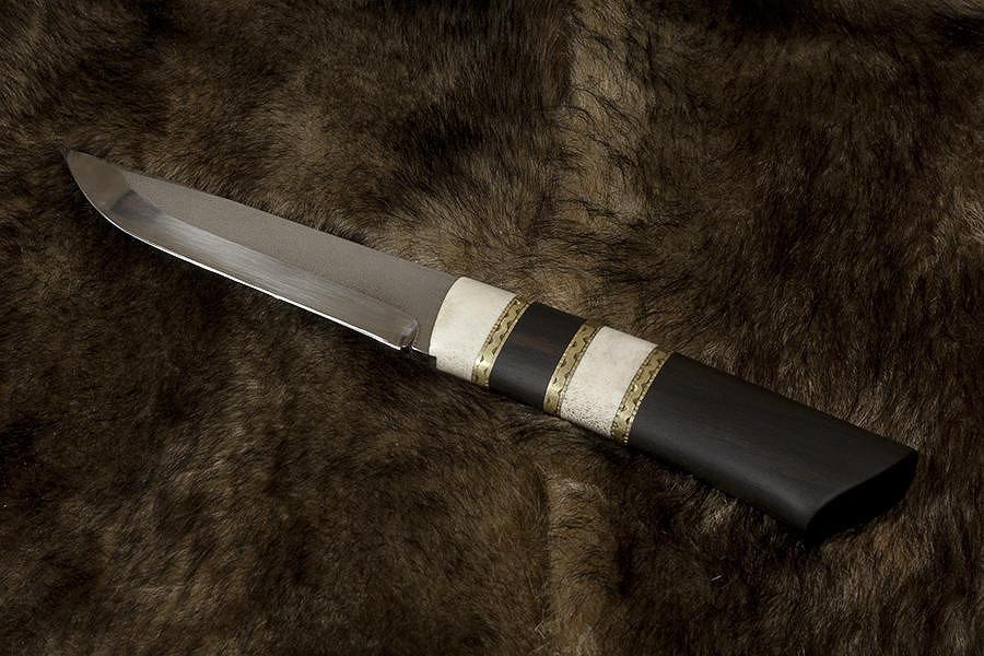 Нож из стекла своими руками 300