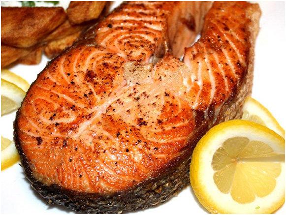 Рецепты из лосося рецепты в духовке