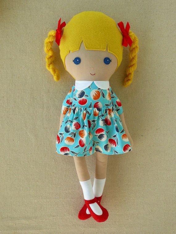 Как сшить куклу из фетра своими руками выкройки