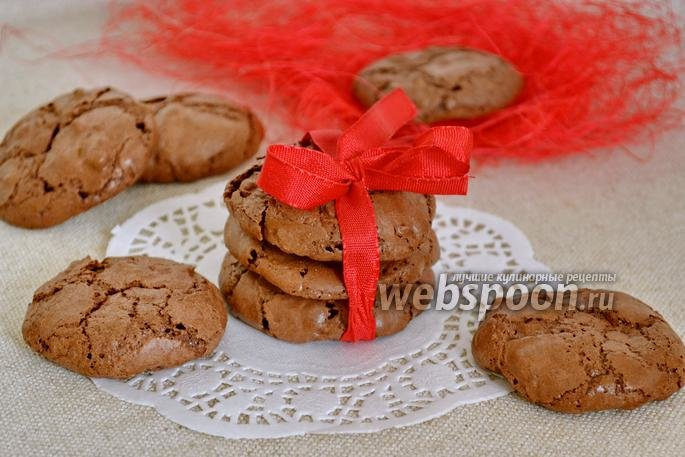 Шоколадное печенье рецепты простые в домашних условиях