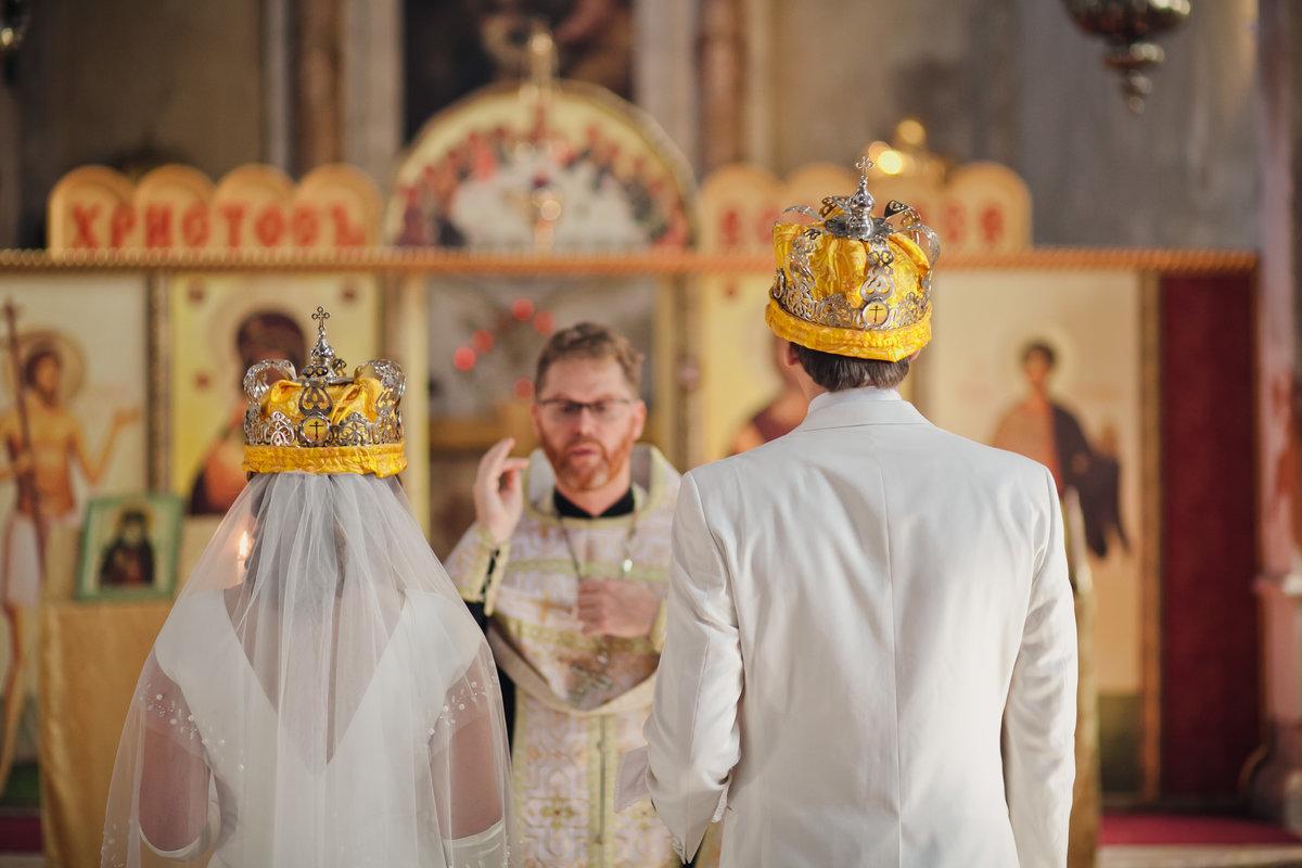 Обручение в церкви до свадьбы в православии
