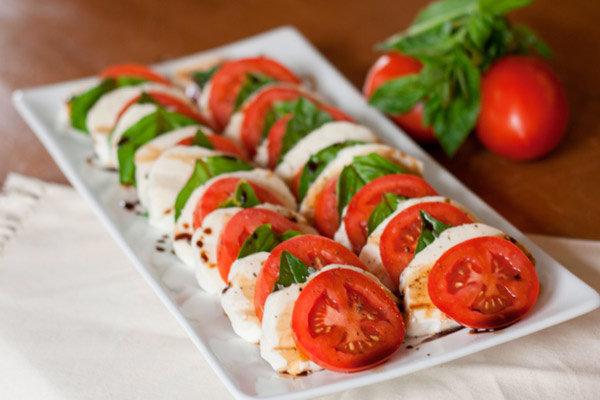 Салат капрезе классический рецепт