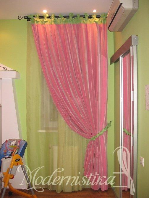 Дизайн штор в детской для девочек - Шторы на заказ в СПб. Купить шторы в салоне