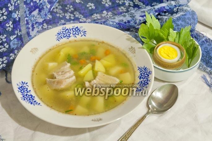 суп со свининой рецепт пошаговый фото