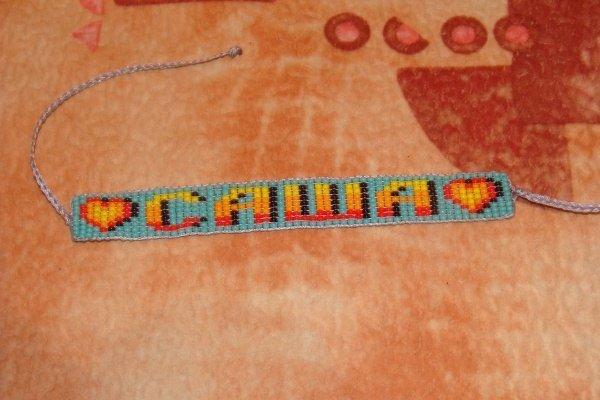 Браслеты из бисера имена своими руками схемы 47