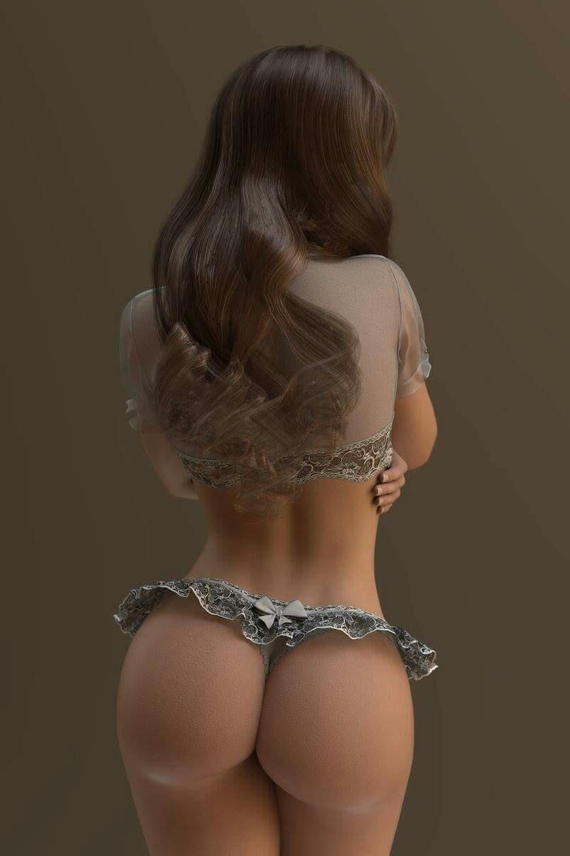 Сексапильные модели оголили идеальные тела  146679