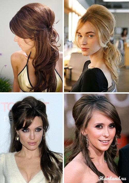 Вечерние прически и укладки для длинных волос