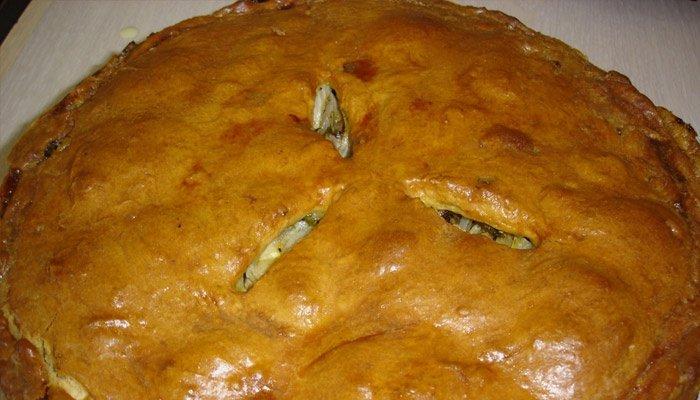 Рецепт курника с картошкой с пошагово в