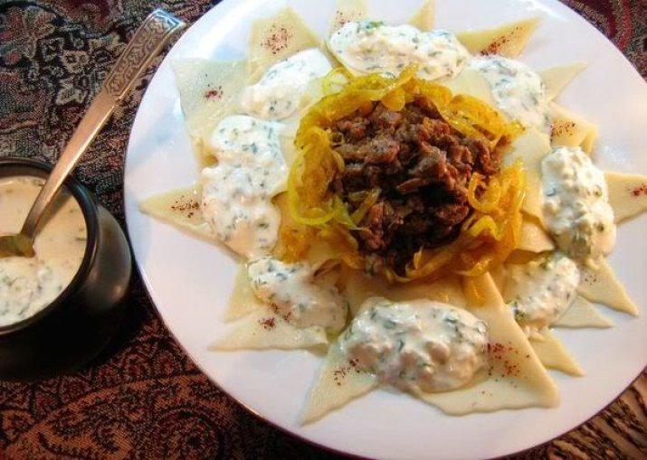 Хинкали азербайджанские рецепт пошаговый