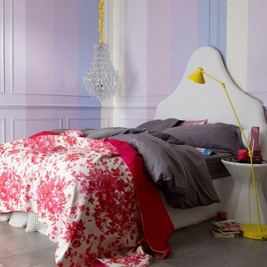 Фото необычных комнат цветов