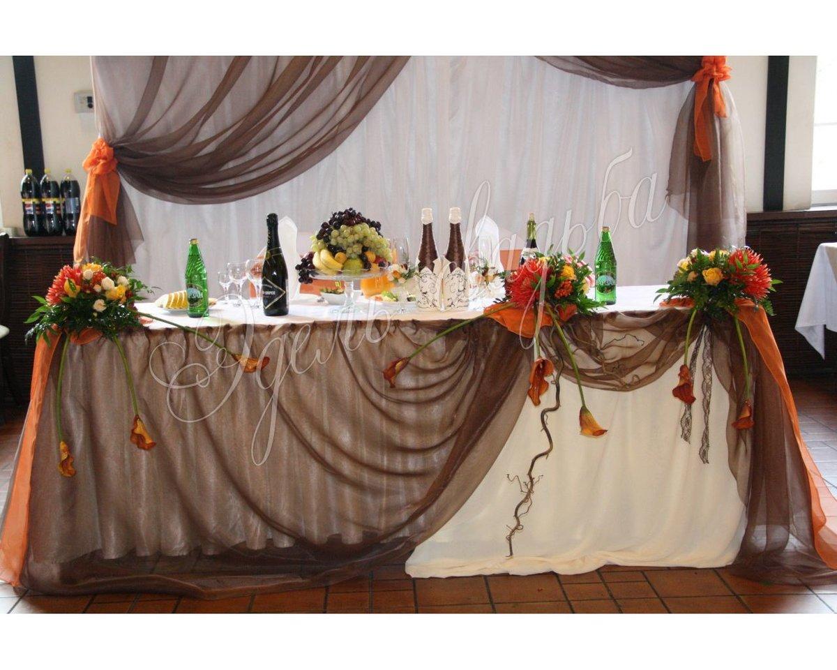 Свадьба в коричневых цветах: фото свадеб в коричневых тонах 15
