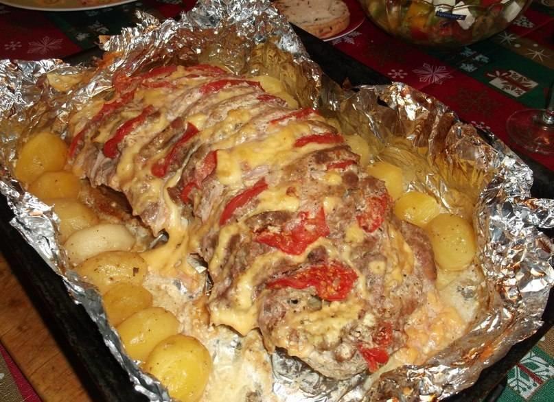 Что приготовить из свинины рецепты с пошаговым фото
