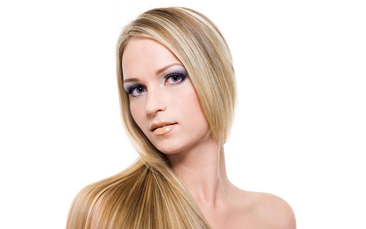 Тонкие волосы длинные прически