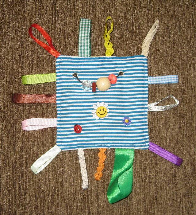 Сделать игрушку для ребёнка своими руками 69