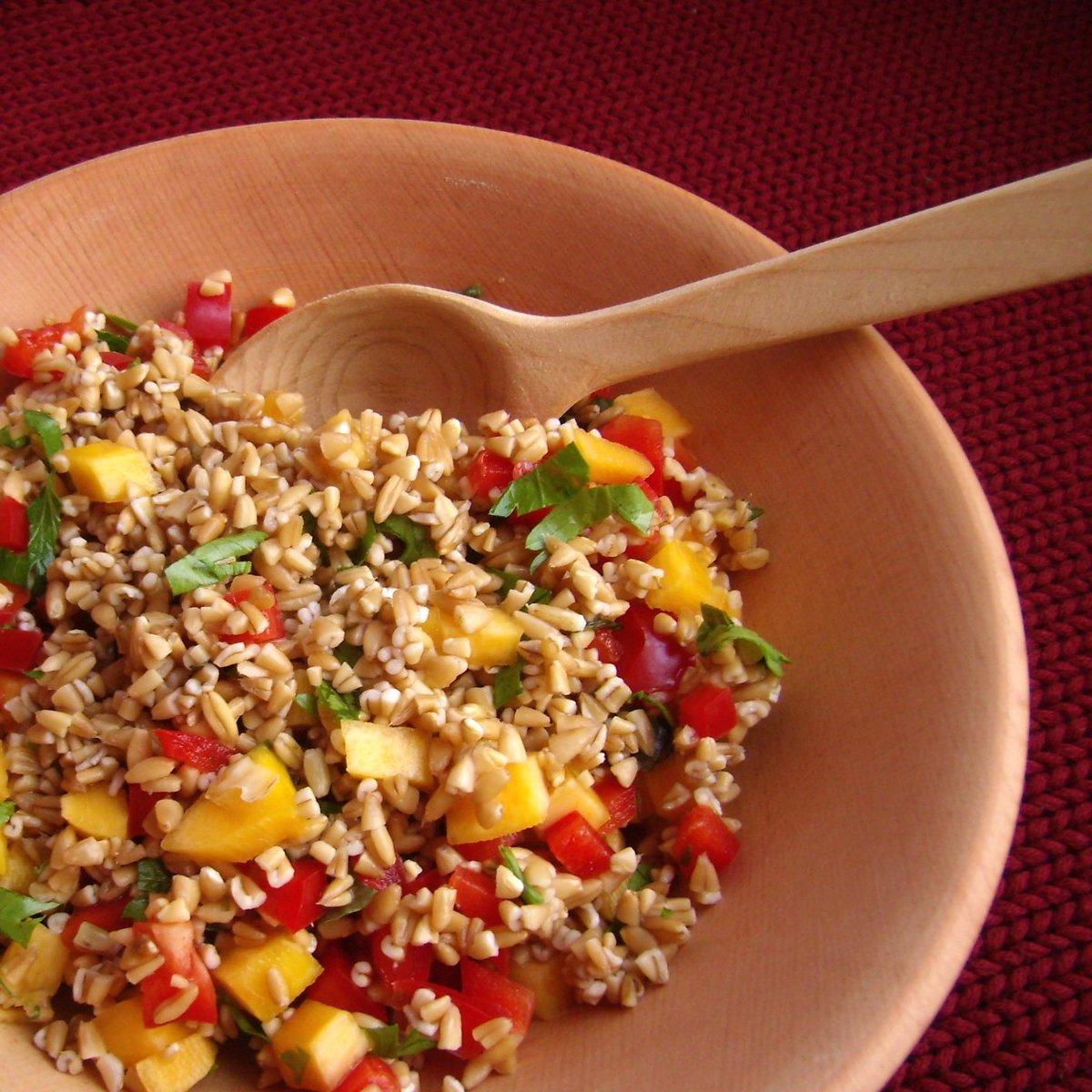 Блюда из полбы рецепты простые и вкусные