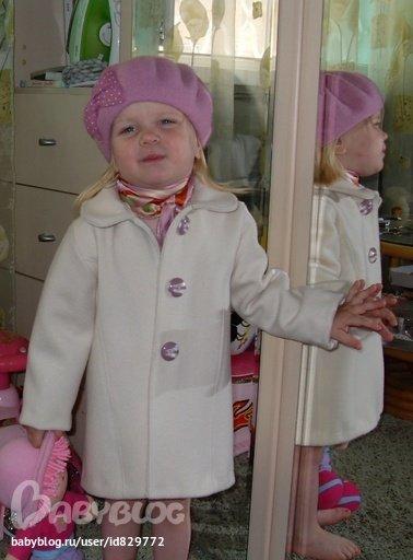 Как пальто для девочки сшить своими руками выкройки