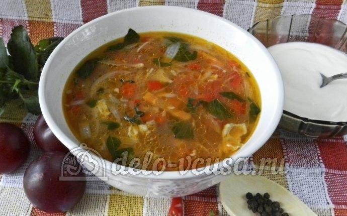 Как приготовить суп из говядины в домашних условиях