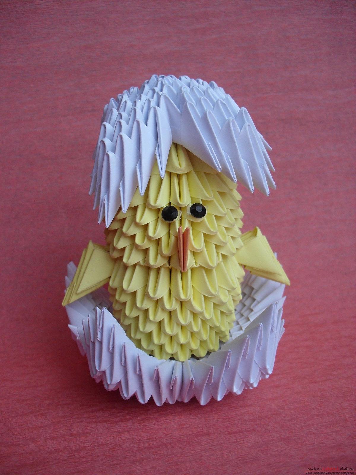 Поделки из оригами с фото