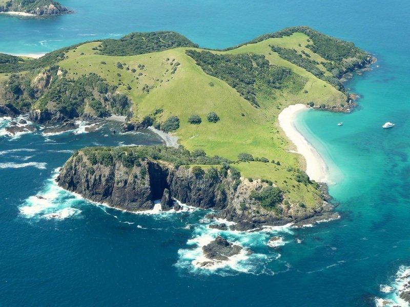 Bay of Islands, New Zealand  № 624883  скачать