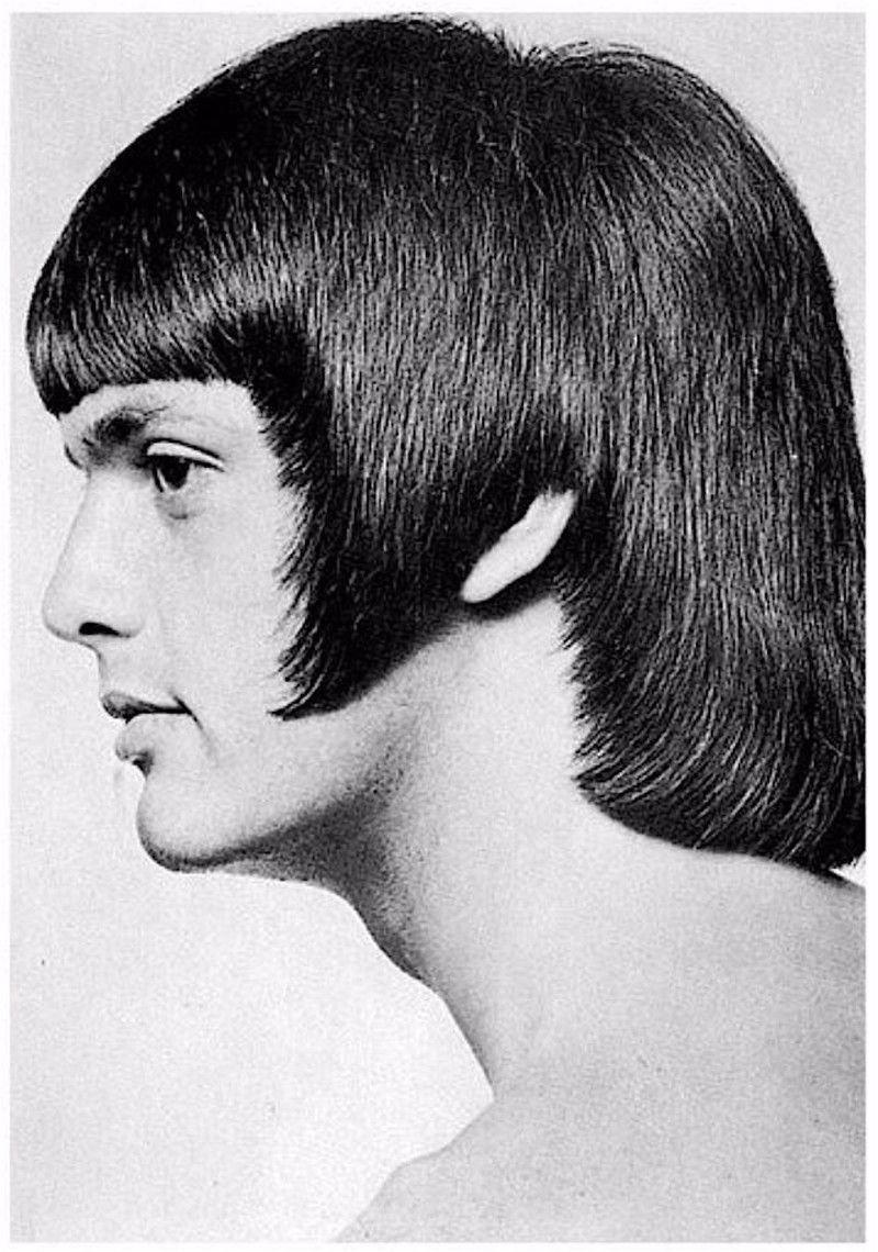 Прически негров 60-х годов