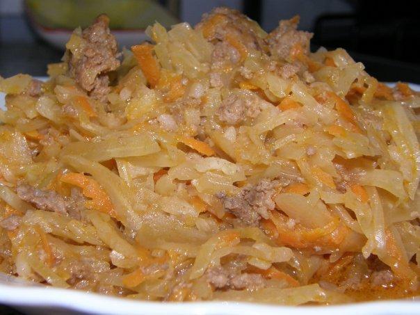 Ленивые голубцы без риса в духовке рецепт с фото пошагово