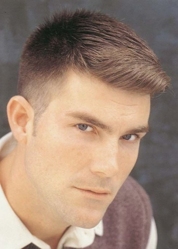 Фото причесок на короткие волосы для парней 91