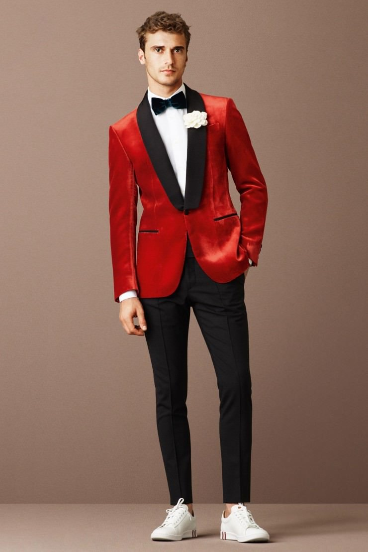 Tuxedo fashion trends 2018 83