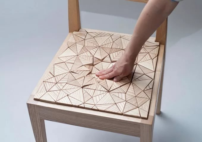 Необычная мебель своими руками