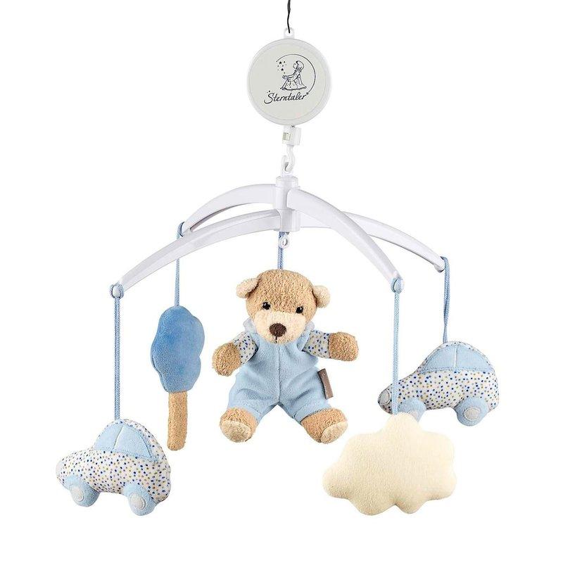 Мягкие игрушки в кроватку для новорожденных