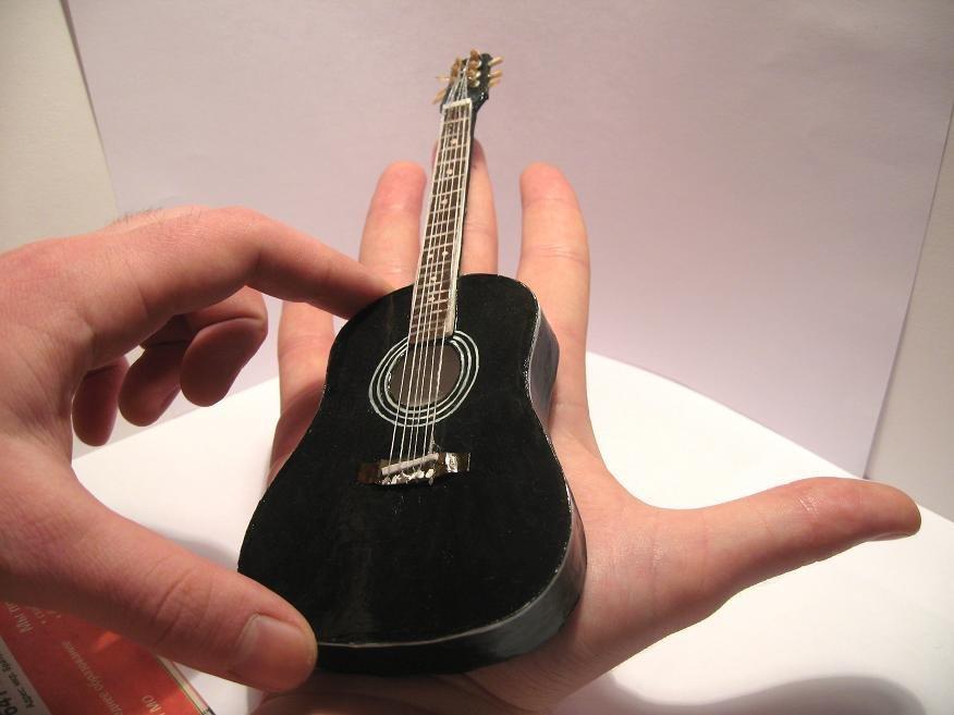 Гитара сделанная своими руками 485