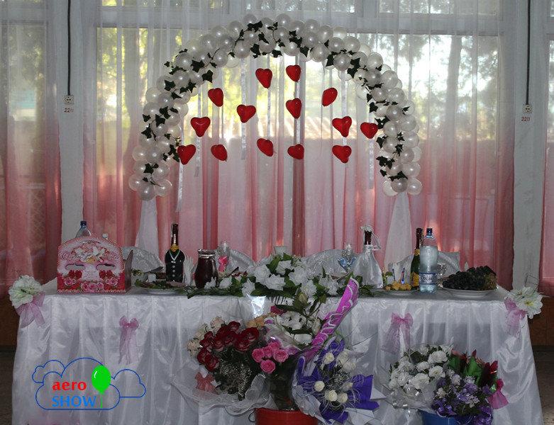 Украшение своими руками для свадьбы арка 861