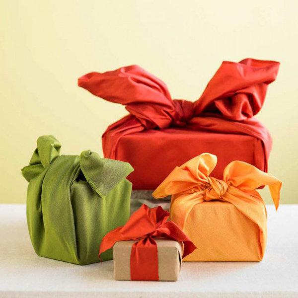 Как упаковать заколку в подарок 65