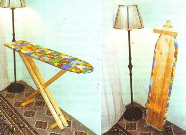 Гладильные доски своими руками реставрация