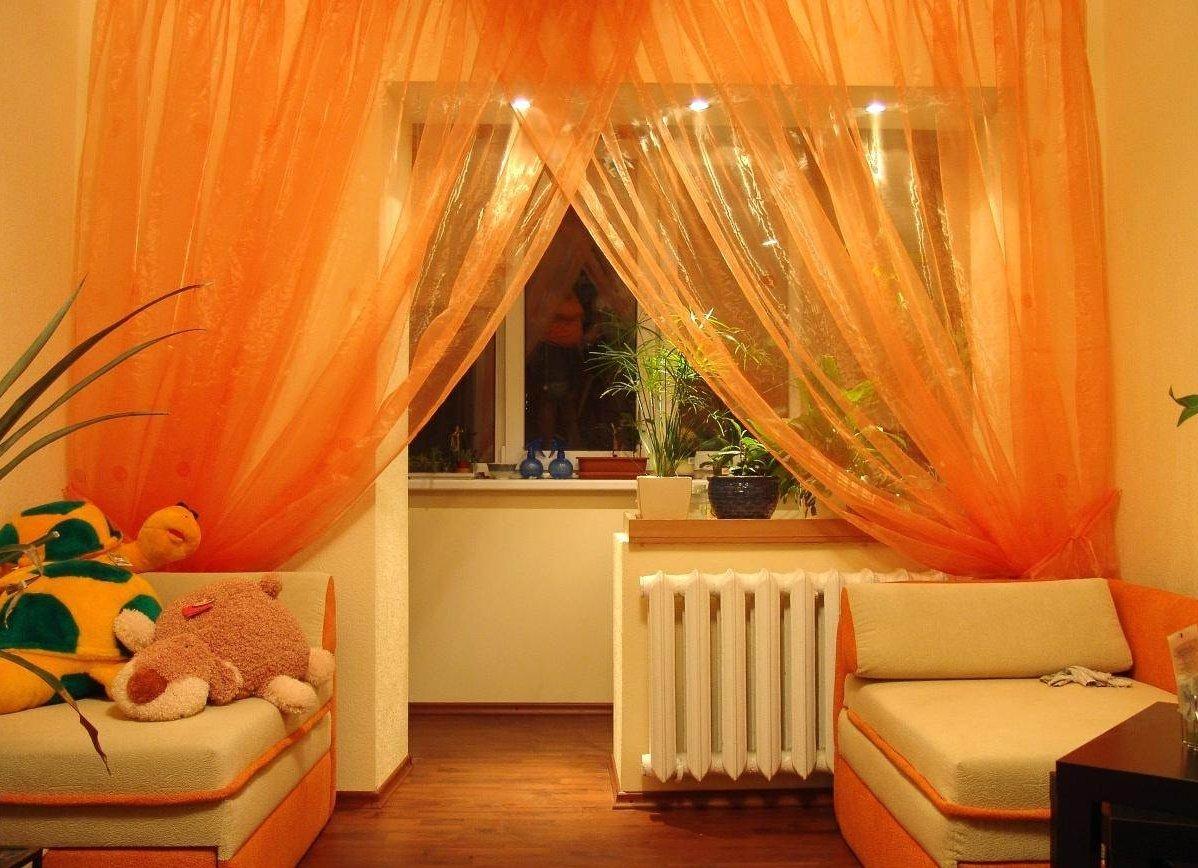 Как комнату сделать теплой