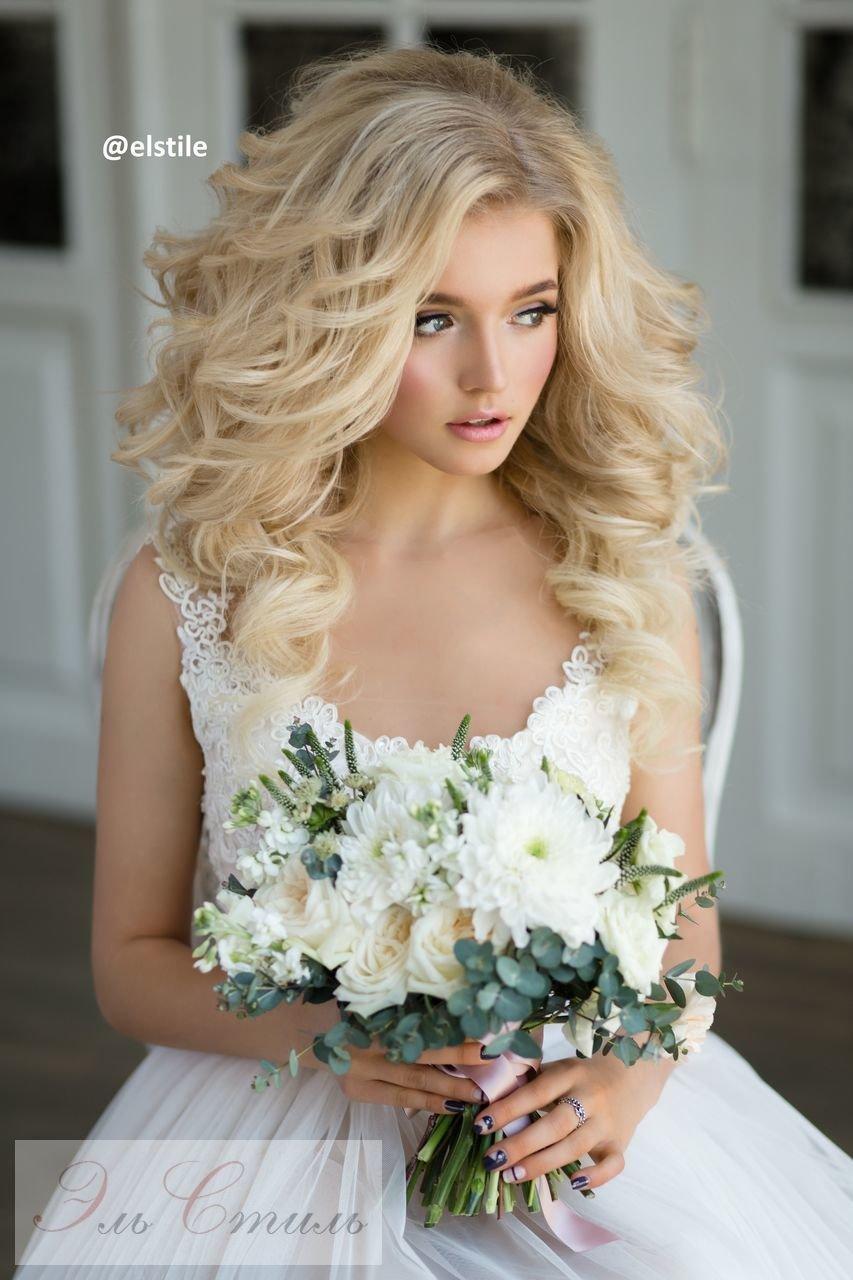 «Свадебные прически. Локоны на средние волосы.» коллекция пользователя 28