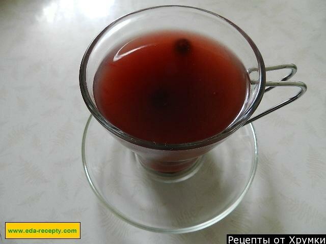Кисель из варенья рецепт пошагово