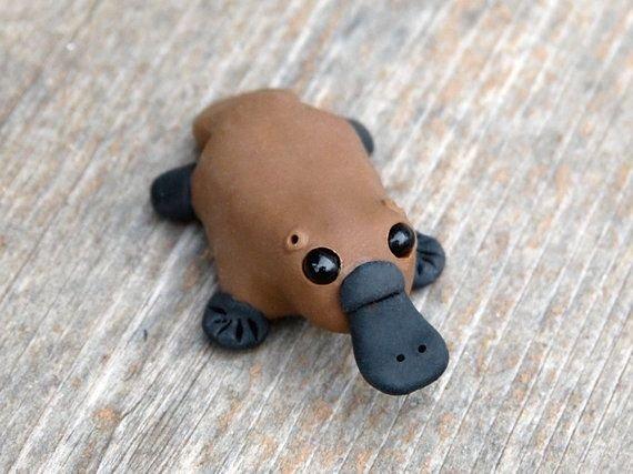 Утконос игрушка своими руками 50