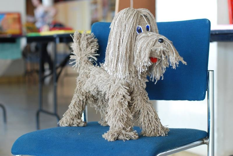 Собака своими руками город мастеров 35