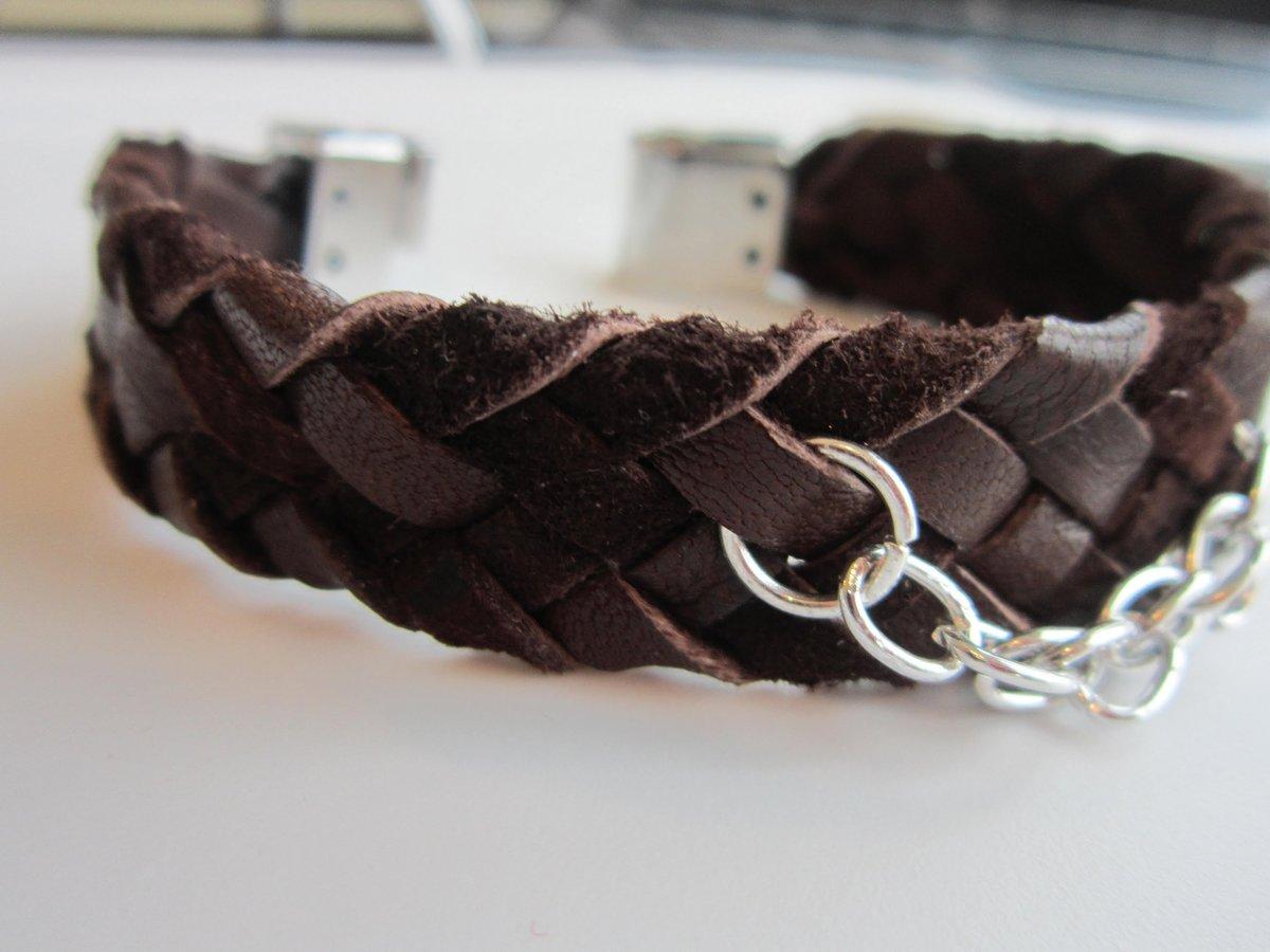Кожаные браслеты своими руками Плетение из кожи 66