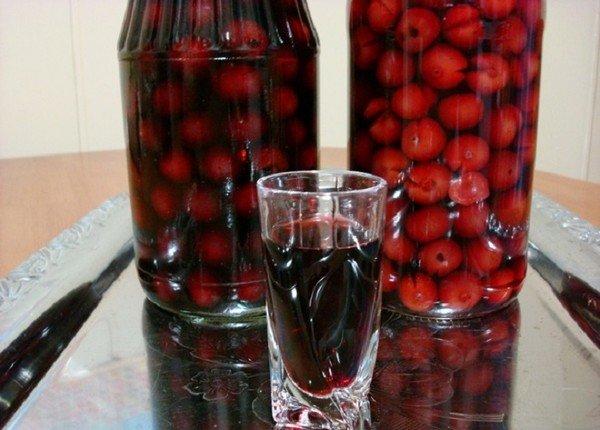 Как делать вишневку в домашних условиях