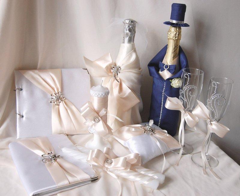 Свадебный мелочи своими руками