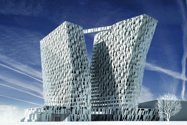 Мое отношение к современной архитектуре