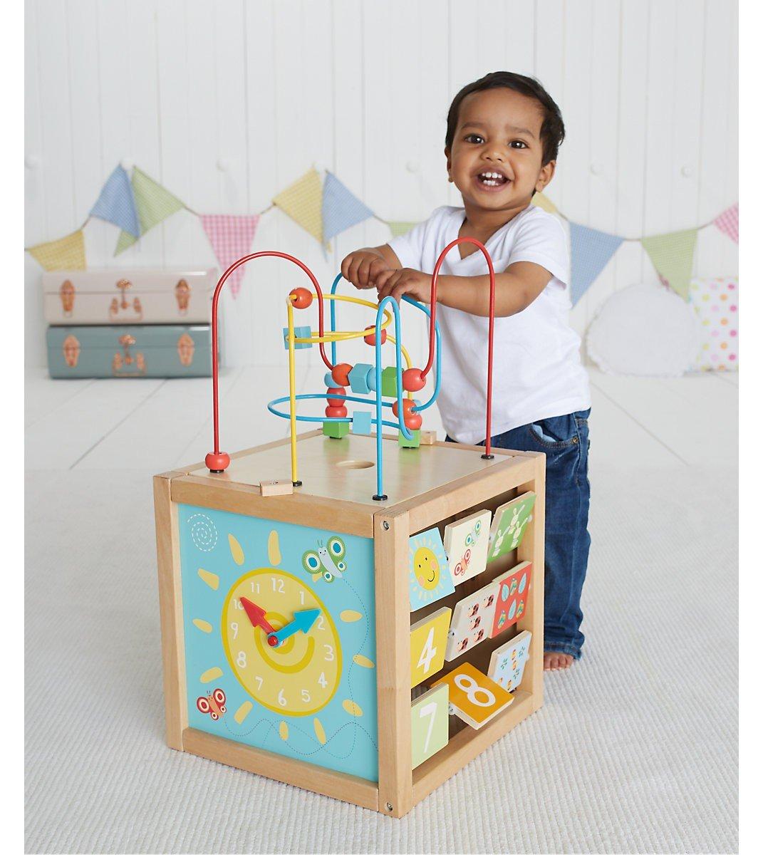 Что нужно ребенку в 2 года подарок 100