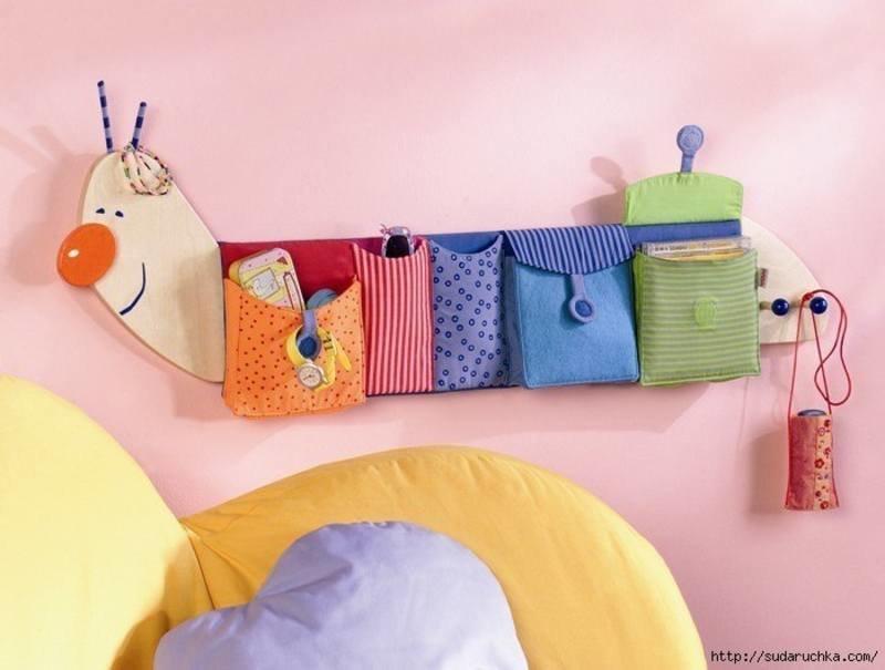Креативные детские игрушки своими руками
