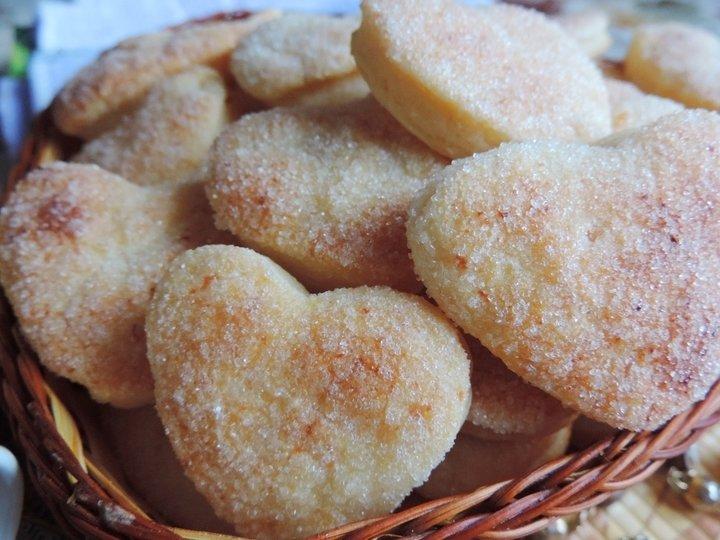Вкусное печенье в домашних условиях с творогом